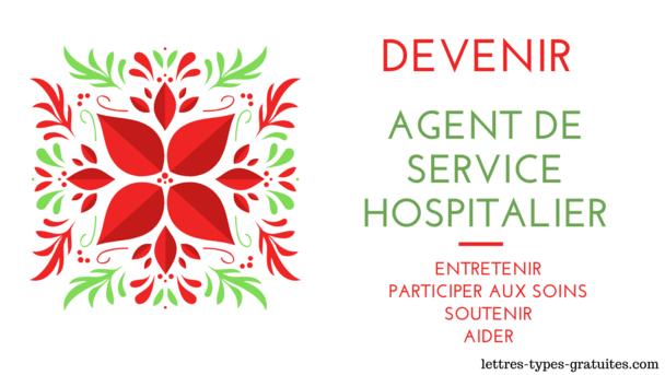 Agent de service hospitalier - Métier Salaire Formation Emploi