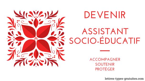 Assistant socio-éducatif : métiers recrutement carrière, salaires Concours