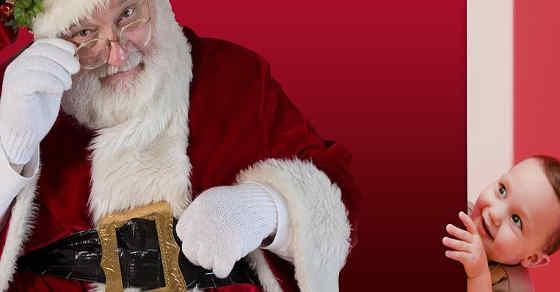 De beaux messages de Noël pour enfant